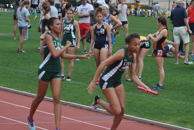 Photo for Running Eagles Compete In Emory Classic