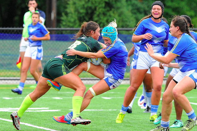 Photo for Life U Women Take Defensive Struggle Against Raleigh Venom