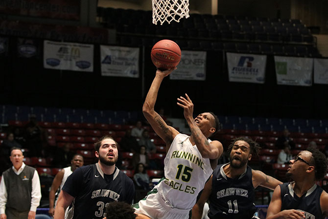 Photo for Running Eagles Come Up Just Short Against Texas Wesleyan in NAIA National Championship