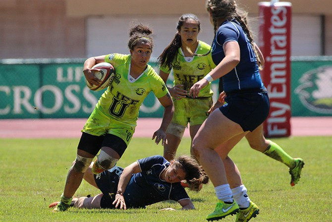 Photo for Running Eagles Look to Defend Title at USA Rugby 7s National Championships