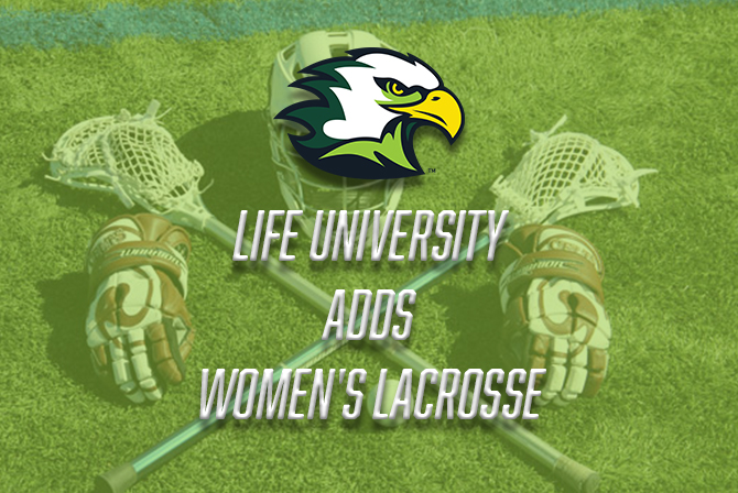 Photo for Life U Adds Women's Lacrosse for 2018-19 Season